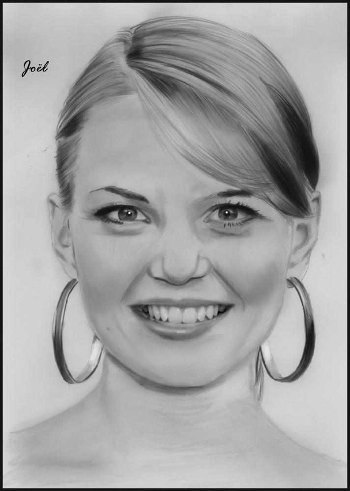 Jennifer Morrison by klk68